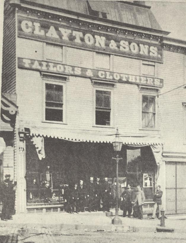 Clayton & Sons - Photographer likely Rogers and/or Notman