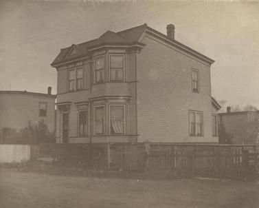 House, Willow Street, Halifax ca. 1905